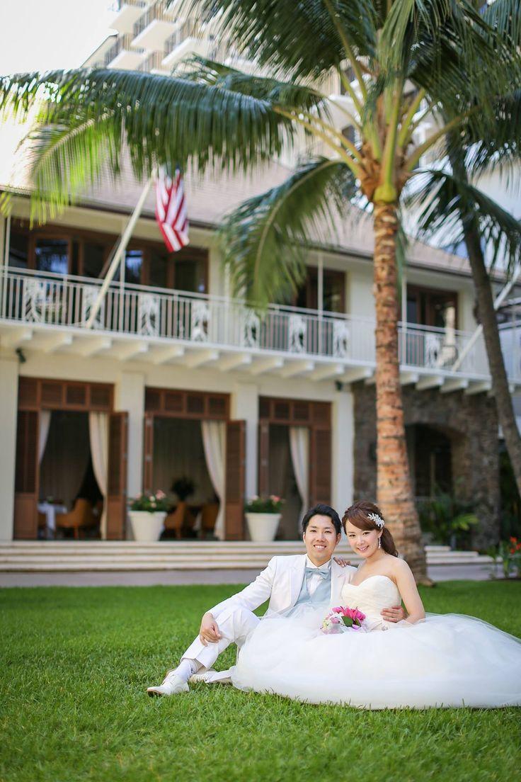 サンブルーム、ハレクラニ、ハワイ、フォトツアー、ウェディング、前撮り、後撮り、ビーチ、ロケーション、ホテル、撮影、フォトグラファー