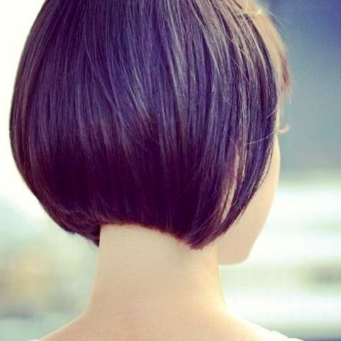 graduated bob haircuts chin length bob pinteres 1343