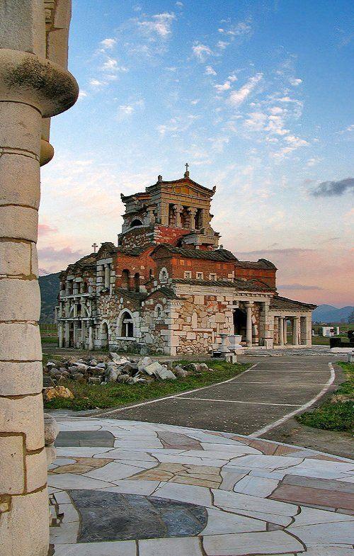 Agia Fotini ~ Mantineia, Arcadia, Greece