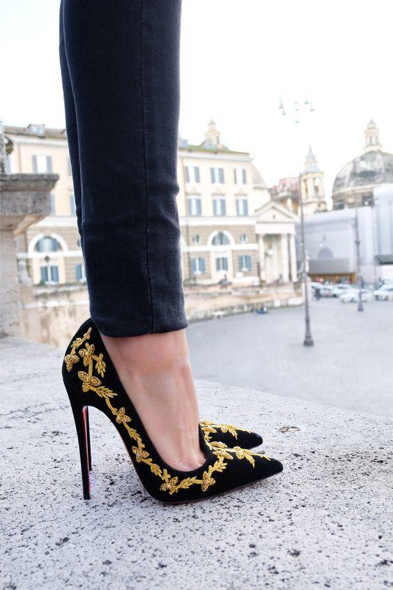 0eafac62fae2e 26 magnifiques chaussures pour Femme tendance été 2018