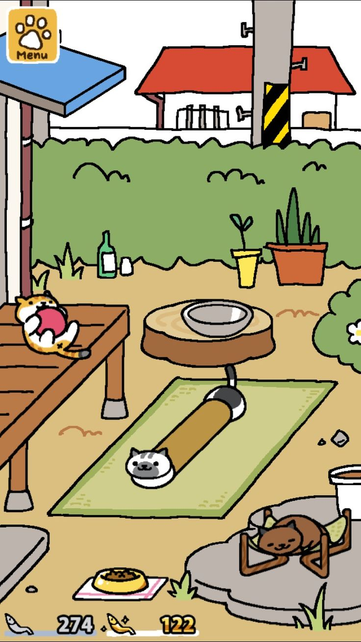 Pin by Beatrice Pelicano on Cattens Neko atsume, Neko