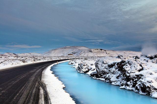"illusionwanderer: "" Road in Iceland … by Iurie Belegurschi """