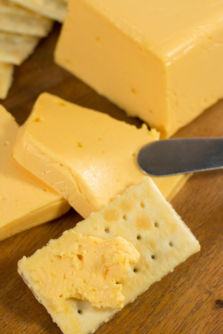 Homemade Velveeta Cheese | AllFreeCopycatRecipes.com