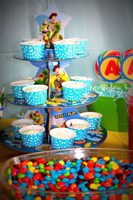 "Photo 1 of 15: Toy Story / Birthday ""Albie's 2nd Birthday"" 