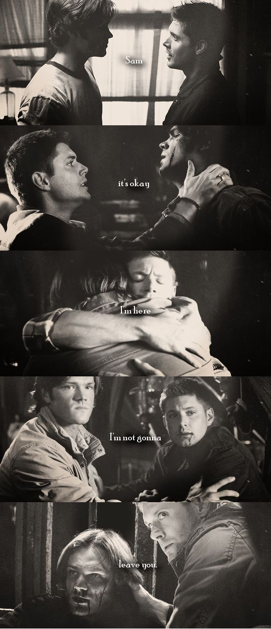 """becauseoppositesattract: SPN Countdown - S11E10 """"The Devil in the Details""""   Ⓢ Ⓞ Ⓞ Ⓝ"""