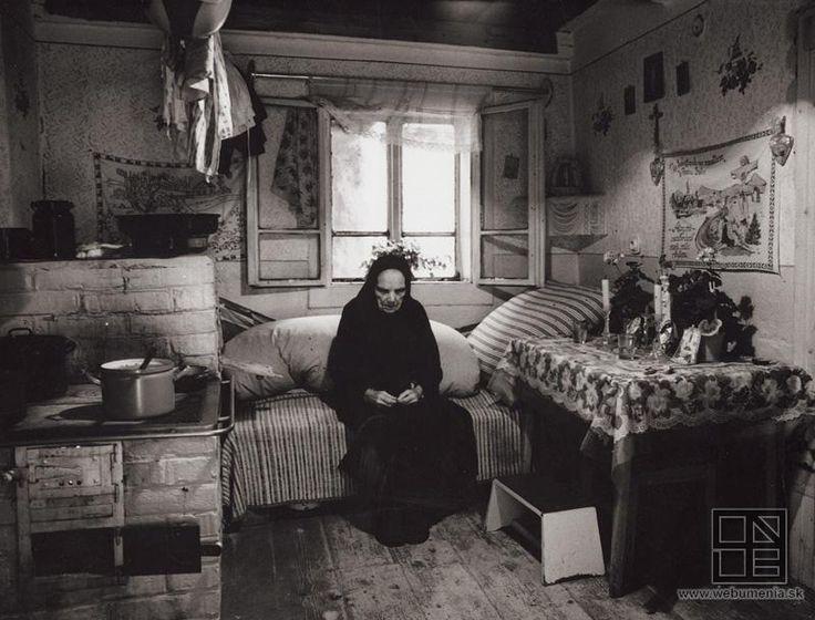 Martin Martinček: Nábožní vrchári II.:1955 - 1975-From the photographic set-religious Climbs, Slovakia