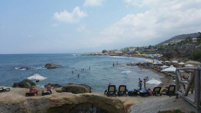 Strand voor starbeach