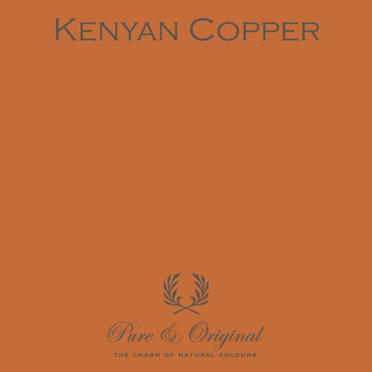 Kenyan Copper by Pure & Original.