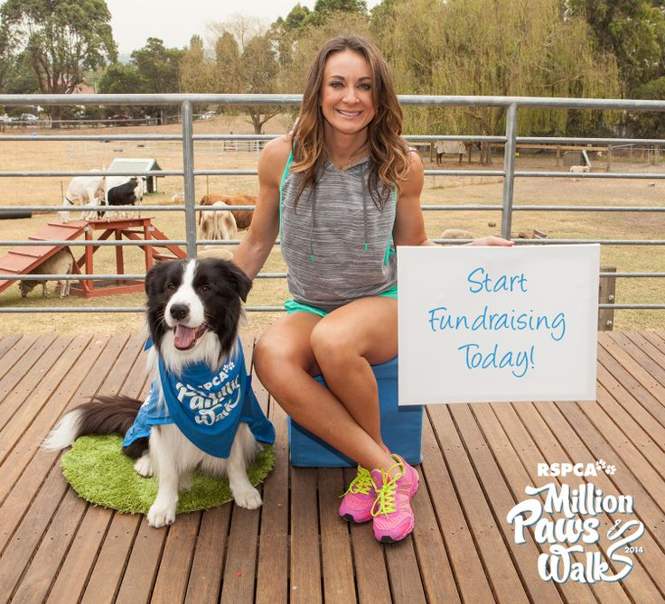 We can't wait to see you at Million Paws Walk on Sunday 18 May! Thank you to Michelle Bridges, one of our RSPCA Ambassadors for jumping on board again in 2014 to support the cause. In just 2 weeks time thousands of dogs and their humans will be out in force across Queensland walk locations to raise money for RSPCA Qld Inc. animals. Join in the pooch power with dogs across the state, and walk and fundraise for the RSPCA! www.millionpawswalk.com.au #RSPCAMPW #millionpawswalk #rspcaqld