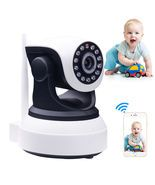 Baby Monitor 720P Wireless Wifi Pet Two Way Audio Night Vision Alarm IP ... - $49.90