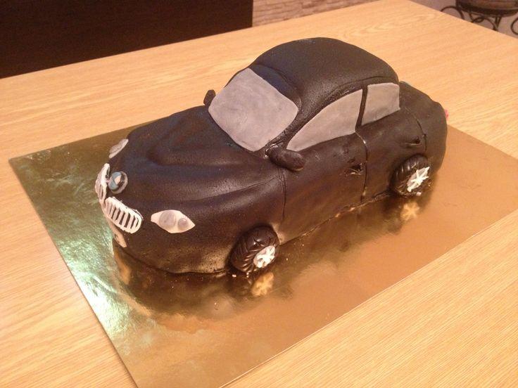 Cake car BMW