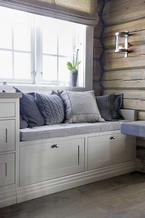 Amenajarea unei cabane | Jurnal de design interior