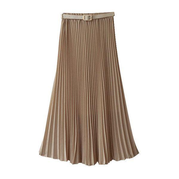 Best 10  Brown maxi skirts ideas on Pinterest | Midi skirts, Midi ...