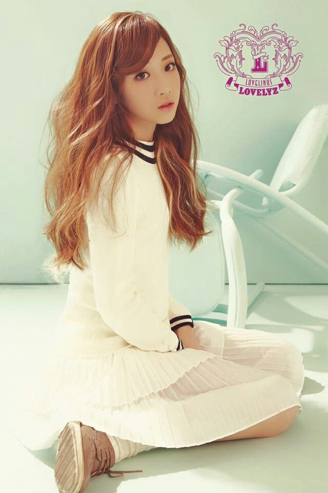 Jiae teaser #Lovelyz #Lovelinus