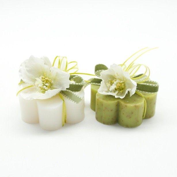 Sapone Decorato Elleboro - Sapone Decorato Natale - Saponi - Prodotti