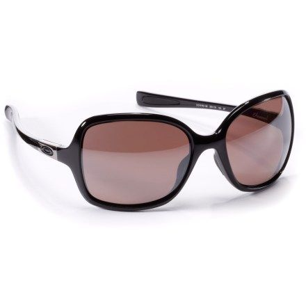 Oakley Obsessed Polarized Sunglasses - Womens