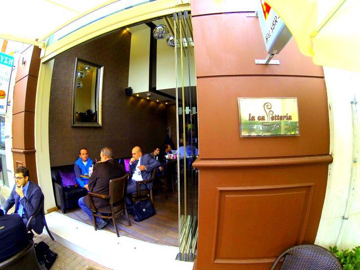 La Caffetteria outview 2