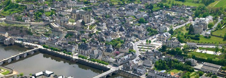 Terrasson, France