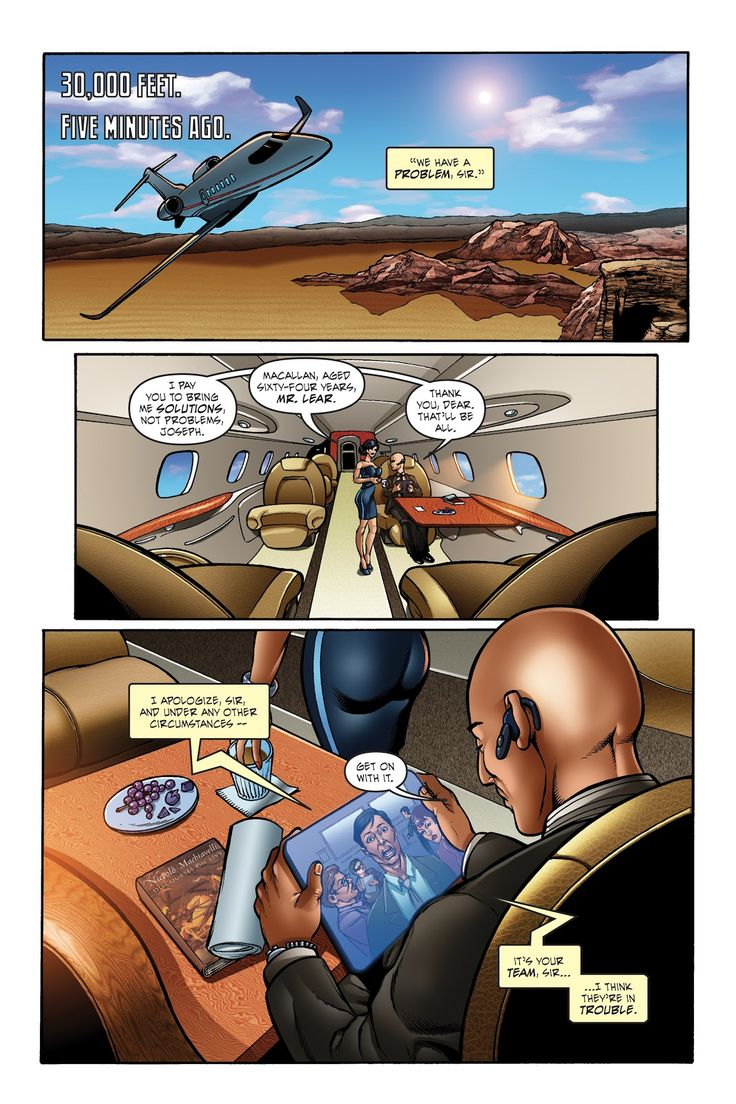 The Red Ten Issue #4 - Read The Red Ten Issue #4 comic online in high quality