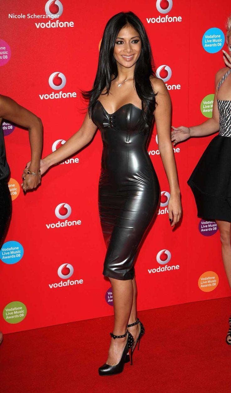 Nicole Scherzinger Black On Love
