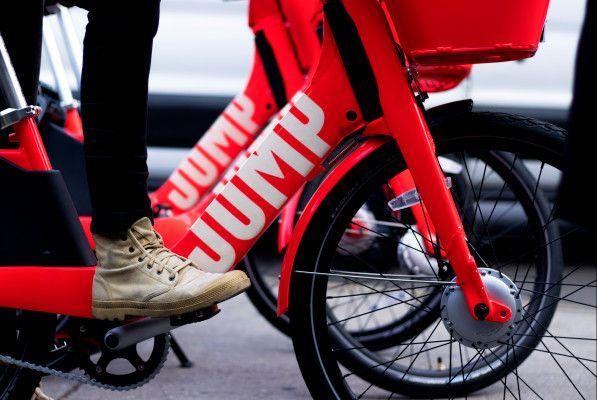 Uber Is Bringing Its Jump E Bikes To Europe Bicycle Bike Bike News