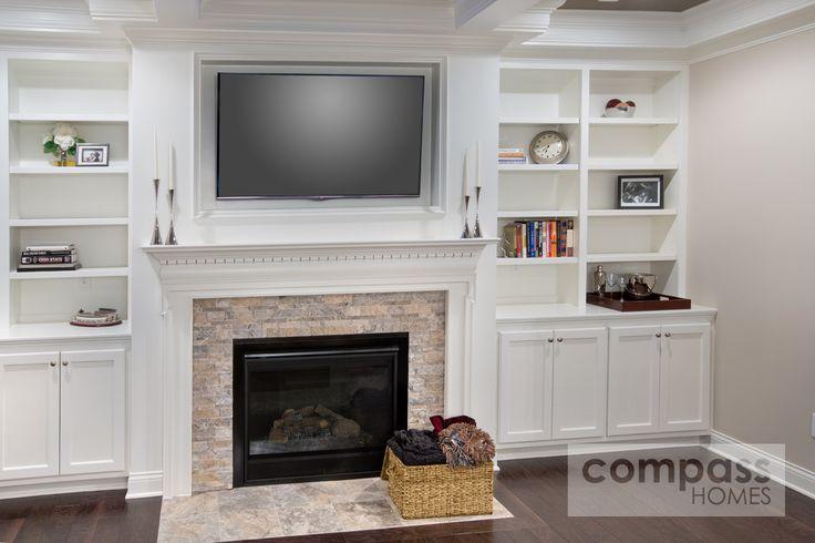 Compass Homes Gallery | Luxury Custom Home Amenities