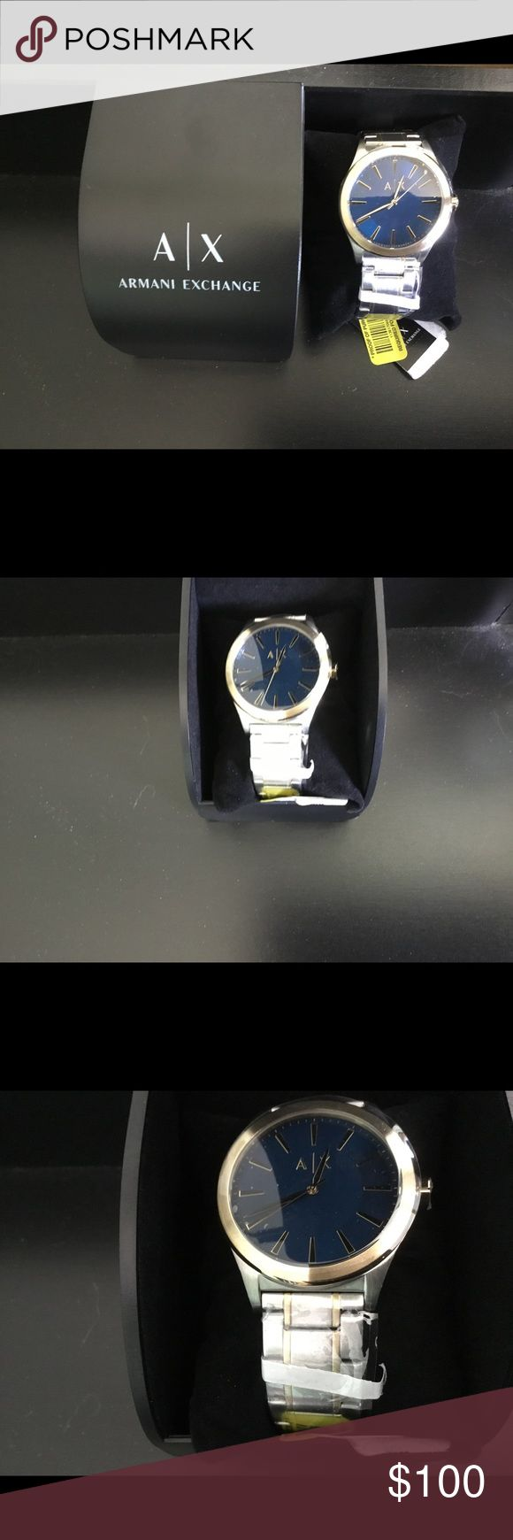 Brand New With Tag A/X Watch New with Tag A/X watch A/X Armani Exchange Accessories Watches