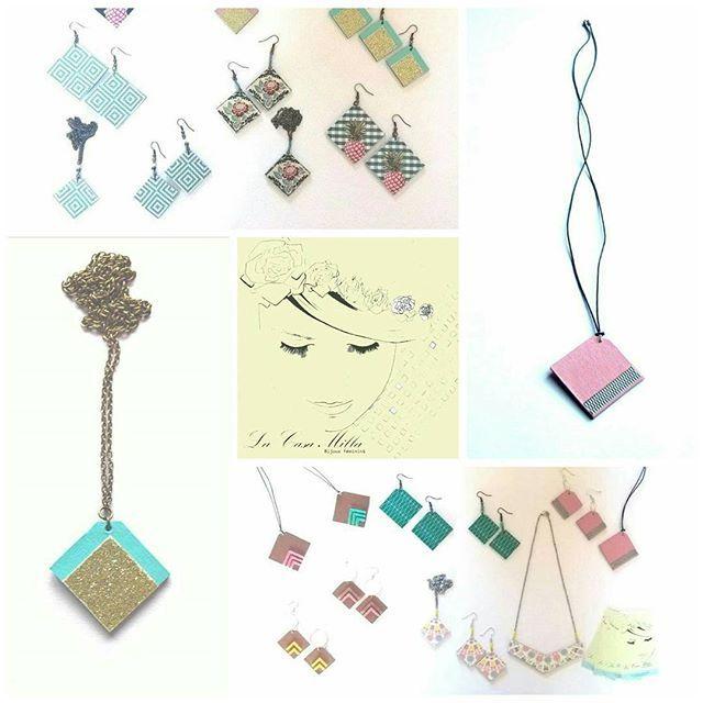 BIJOUX DE CRÉATEURS - Découvrez la collection de La Casa Milla @lacasamilla disponible au Comptoir à perles #lecomptoiraperles #perles #casamilla #faitmain #handmadejewelry #bijoux #bijouxdecréateurs #jewels #instajewels #jewelslovers #beads #creation #creativity #glamour #boheme #Paris #couleurs #colors #BO #collier #necklace #fashion #earrings #printemps #graphique #pastel