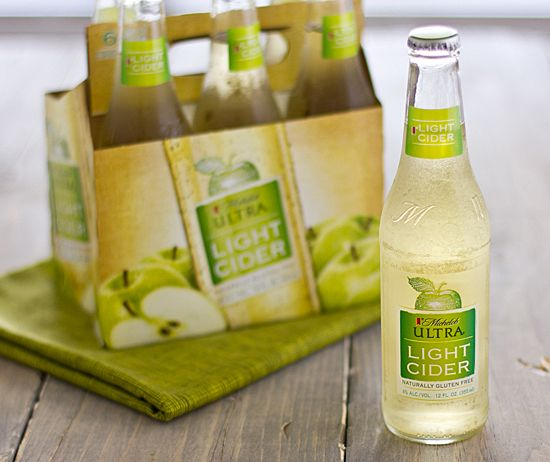 Michelob ULTRA Light Cider...YUMMY they were and only 1pt each for WW.
