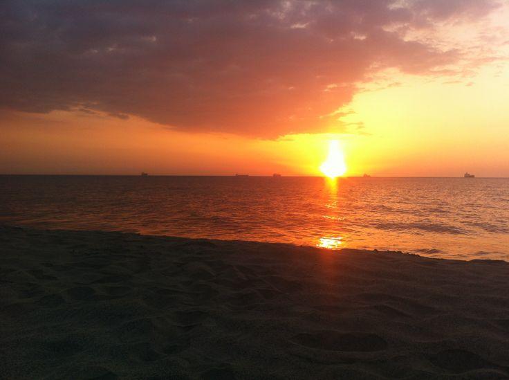 Santa Marta - sunset