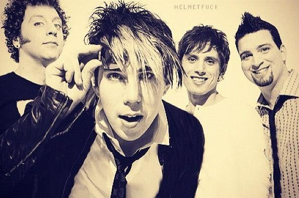 Marianas Trench. I love this band so much, they mean so much to me. Their music means so much to me.