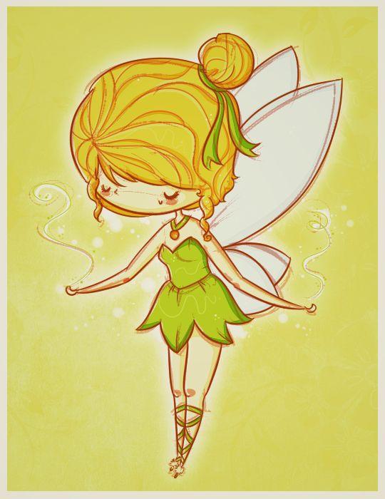 Tinkerbell by agusmp.deviantart.com