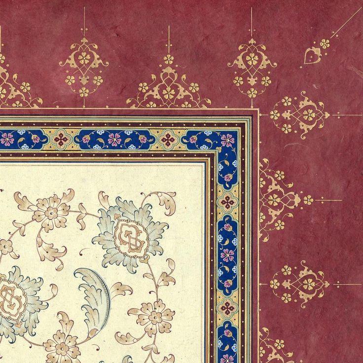 2014...şikaf,kitabeli bordür ve tığ çalışması  #tbt #tezhip #halkar #tasarım #hat #sanat #art #illumination #calligraphy #islamicart #design #drawing #sketch #pencil #paper #fineart #traditionalart #instaart #izmir #istanbul