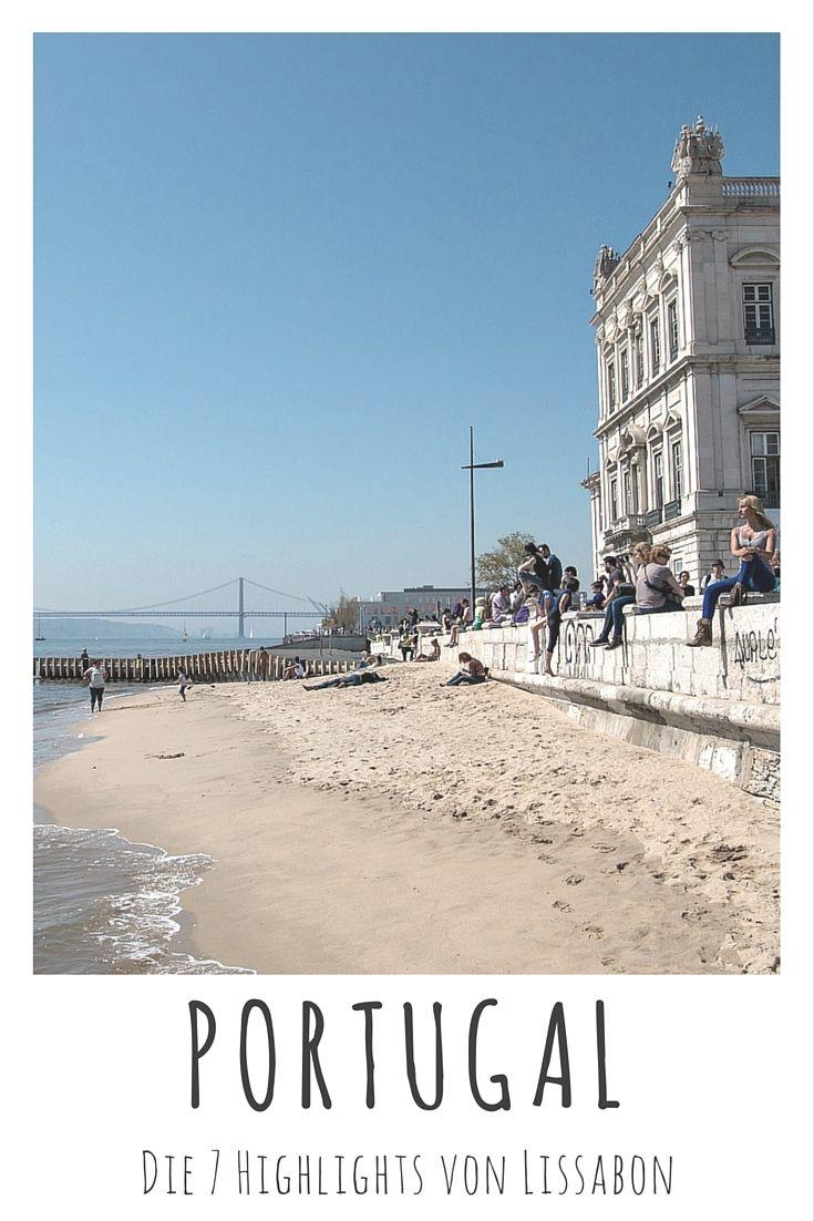 Portugal: Die 7 Highlights von Lissabon