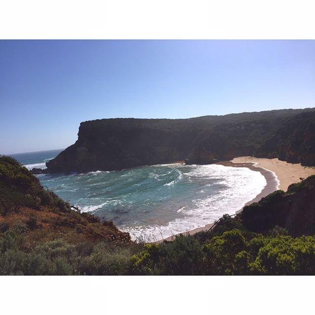 Picturesque. Discovering places like this is what I love about this life by fionn_oreilly. lifestyle #instatravel #travelblog #victoria #portfairypics #travel #portfairy #aroundtheworld #wanderlust #amazing #tourism #motivation #beautiful #thegreatoceanroad #traveltheworld #greatoceanroad #roadtrips #igtravel #happiness #australia #trip #outdoors #oz #instagood #instalike #travelgram #travelaustralia #exploreaustralia