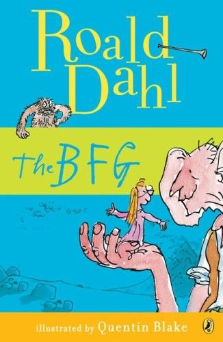 The BFG - While she quietly sleeps Sophie has no idea of the 'other world' waiting for her and the fact that she's about to set forth on an adventure and save the day with the help of her new rather large best friend. A classic and must read book for children (age 7 to 12)