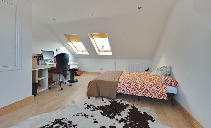 victorian roof loft conversion ideas
