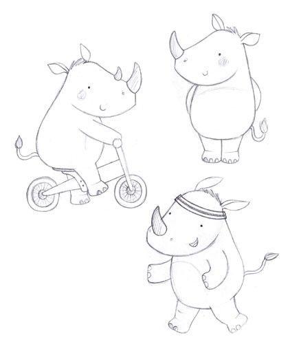 Plum Pudding Illustration Agency - Children's Illustration Agency - Illustration Agency - Illustrators - Sarah Ward