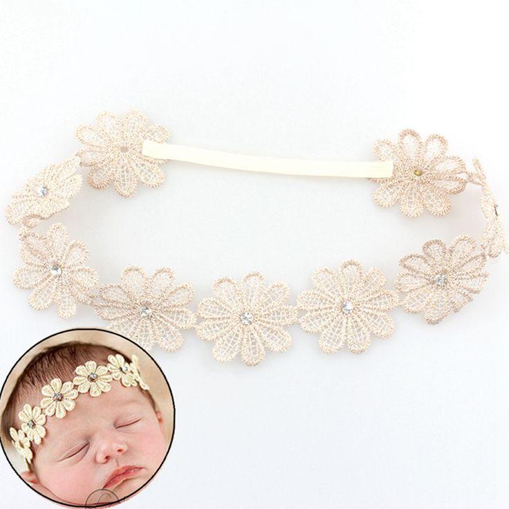 2 pz Moda Bella Ragazza Girasole Boemia Fiore Hairband Elastico Della Fascia di Cerimonia Nuziale Headwear Accessori