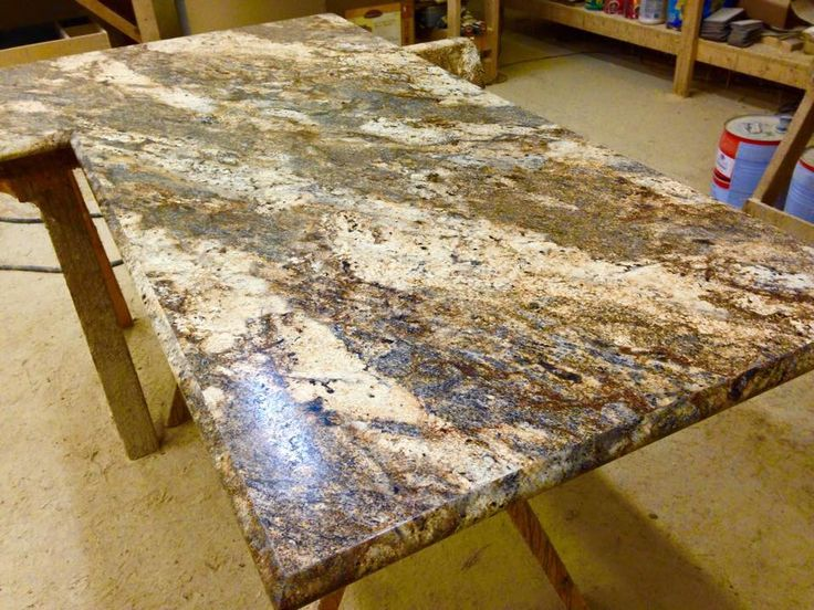 Awesome #Formicau0027s Lapidus Brown, All Custom Poneyu0027s #Countertop! All Seamless,  Ogee Ideal
