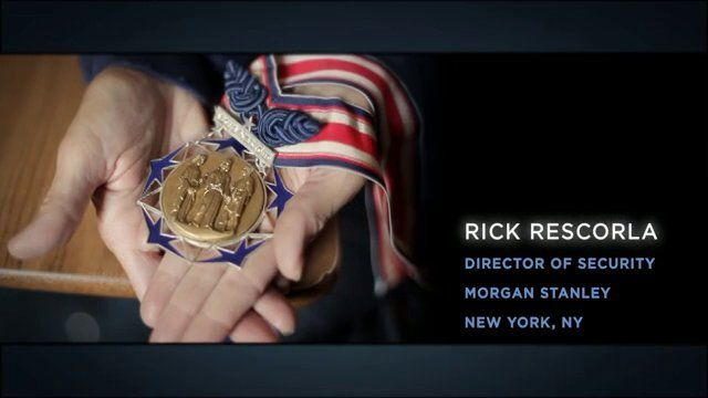 Rick Rescorla not only predicted 9/11 but saved 2,700 lives