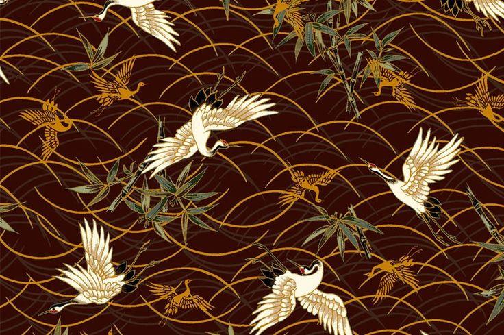 HANABI HH2011-13F - Japanese - On Sale - Fabrics