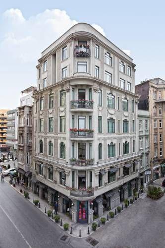 Karakoy Rooms, Hotel, Modern, Karakoy