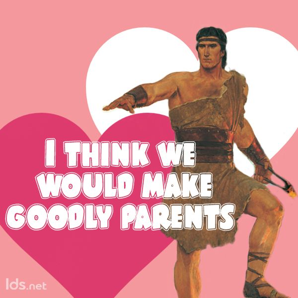 15 Book of Mormon Valentine Memes for Your Special Someone...