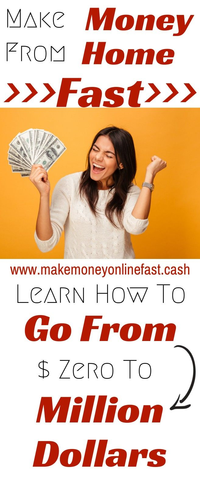 How to make money online – Top 7 ways to earn extra money online from home fast