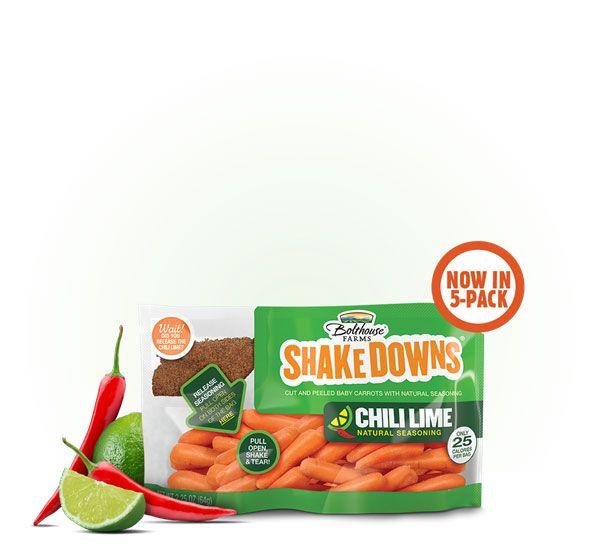 baby carrot shakedowns