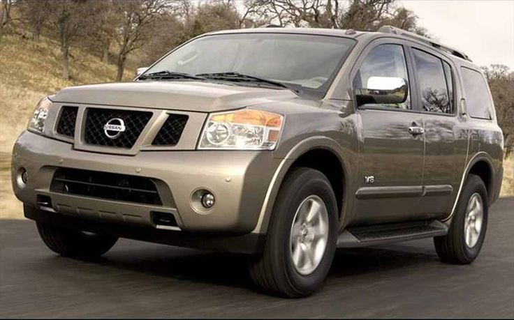 2014 Nissan Armada   Review, specs and price