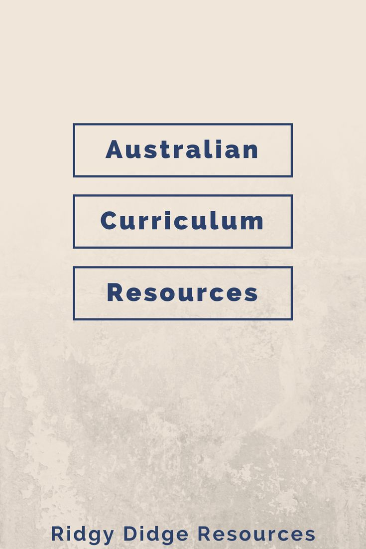 349 Best Education Australian Curriculum Images On Pinterest