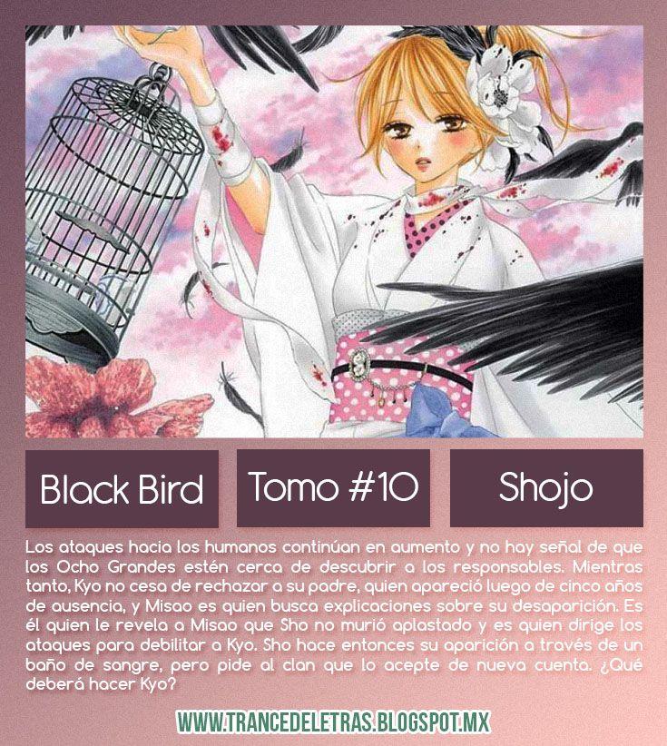 Black Bird (Tomo #10) de Kanoko Sakurakouji