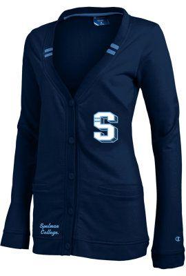 Product: Spelman College Jaguars Women's Heritage Cardigan